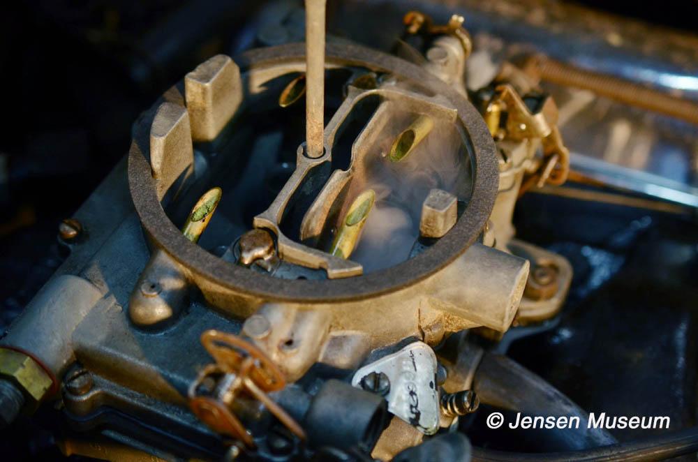 Engine Rebuild | Jensen FF Chassis Number 119/008