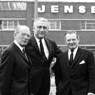 Aston Martin Meets Jensen Motors