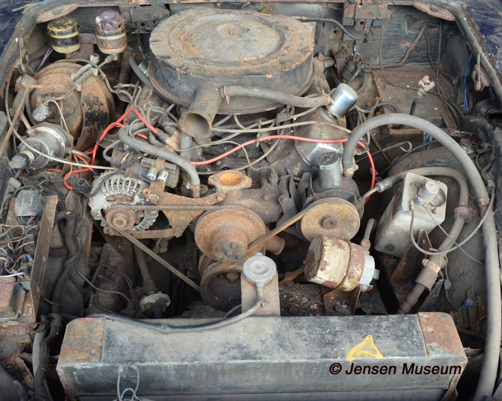 Engine Rebuild | Jensen FF Chassis Number 119/008 - The