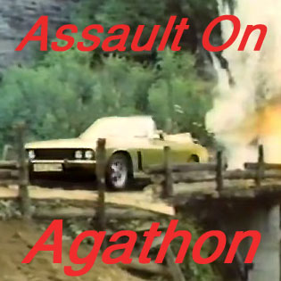 Jensen Convertible | Assault On Agathon