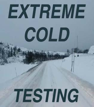 Jensen Convertible | Extreme Cold Testing Norway