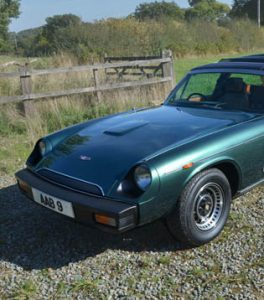 Jensen GT | Chassis Number 30045