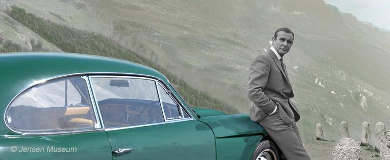Sean Connery Jensen CV8 For Sale