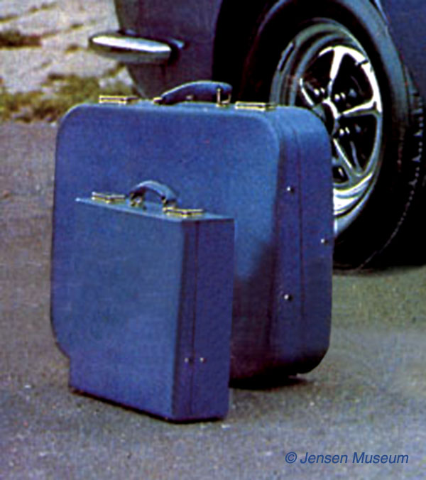 Jensen Interceptor | Director Model Attache Case