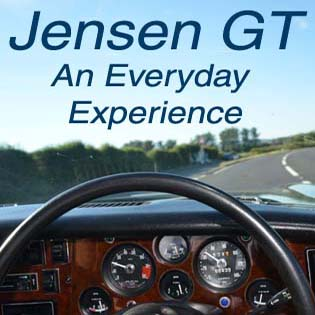 Jensen GT - An Everyday Experience