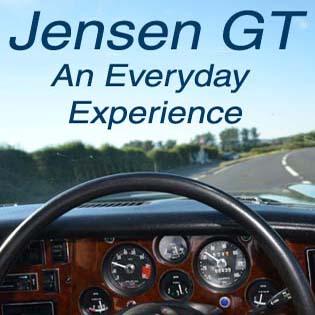 Jensen GT - An Everyday Experience