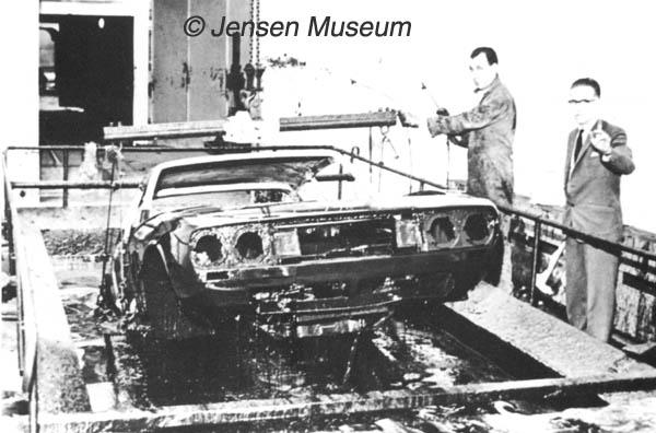 Jensen Motors Works Manager | Life & Times
