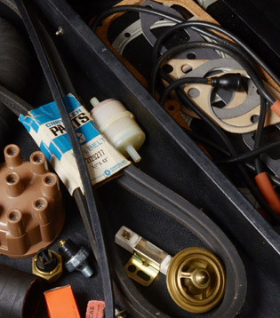 Jensen Motors   Continental Touring Kit