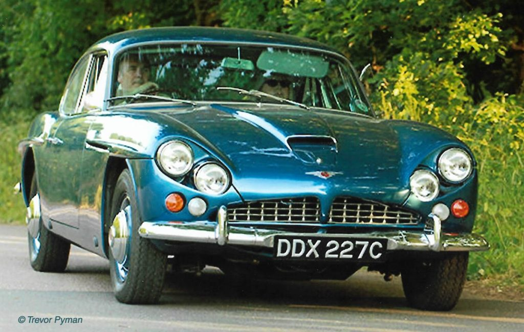 Jensen CV8 Chassis Number 112/2379 | The Driving Seat