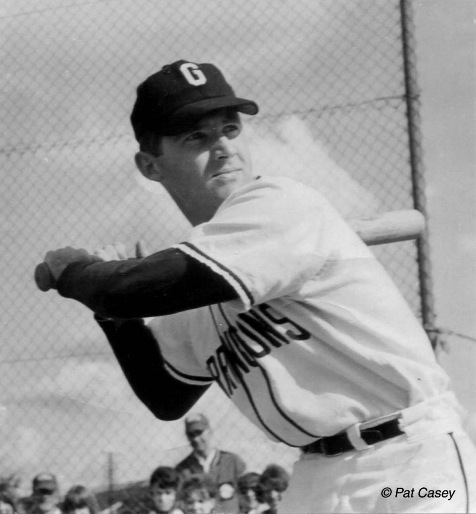 Jensen Motors' Baseball Legend
