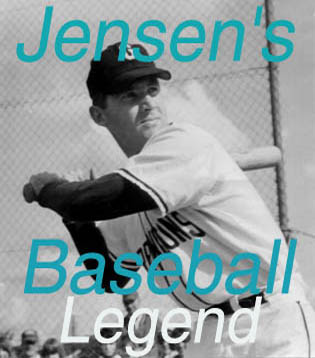 Jensen Motors' Baseball Legend