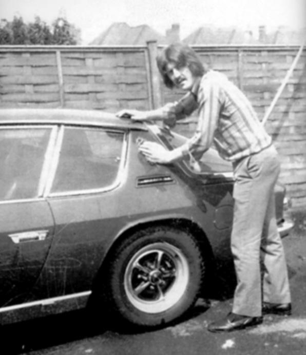 John Bonham & His Beloved Jensens