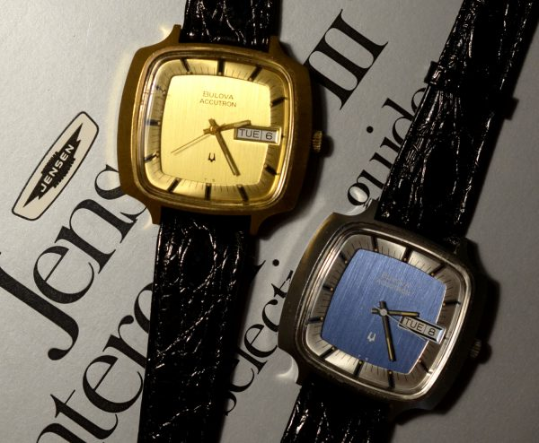 BULOVA ACCUTRON 1970s | Day & Night Style Watches