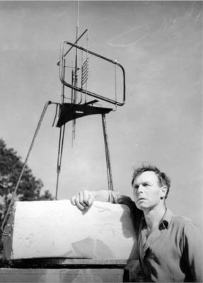 Jensen 541 | Reg Butler | Sculptor