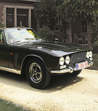 Sincar Jensen Interceptor 115/2605 | A long Sleep