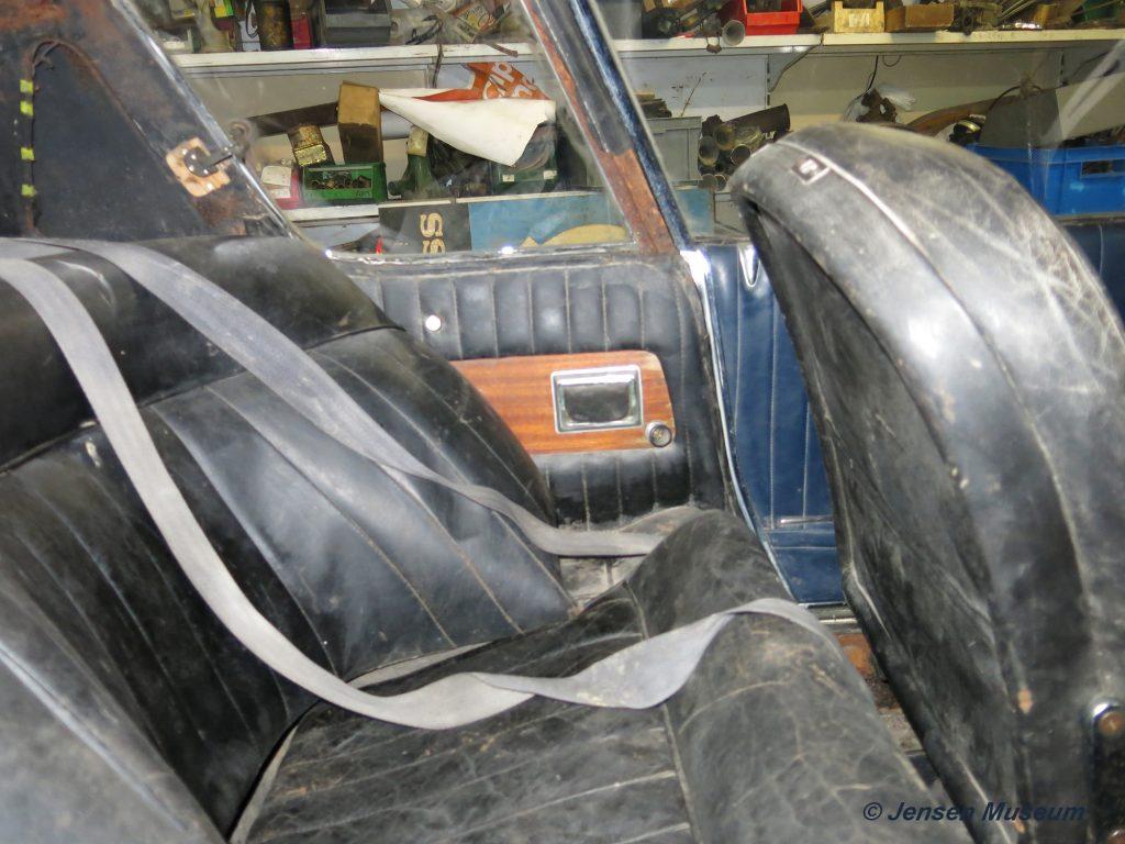 Sincar Interceptor Number '1' | Jensen Chassis 117/2582
