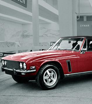 Jensen SP | 1972 Geneva Motor Show Car