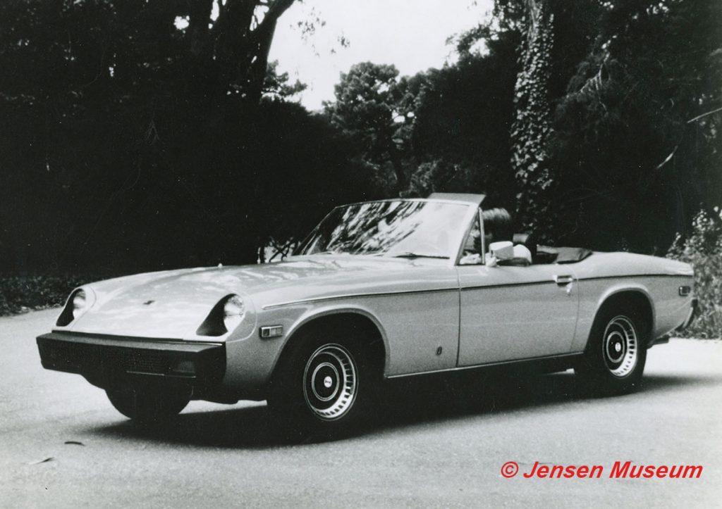 Jensen Motors Project Engineer | Philip Campion | Recollections