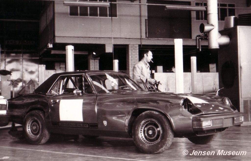 Jensen Healey | Jensen Parts & Service Motorsport Venture