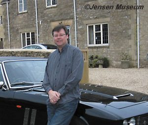 Jensen FF MK.III Chassis Number 130/325
