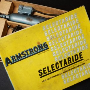 SELECTARIDE SHOCK ABSORBERS | FULL KIT | NOS | TO FIT BRISTOL