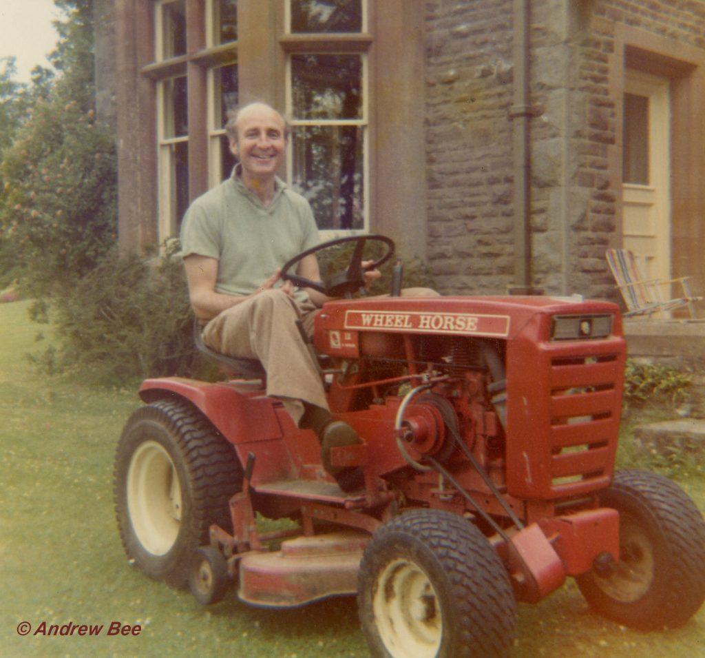 Jensen Motors Chief Quality Engineer | Andrew Bee | Recollections
